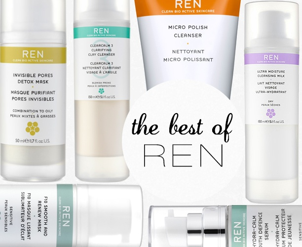 The Best Of: Ren - Nouvelle Daily