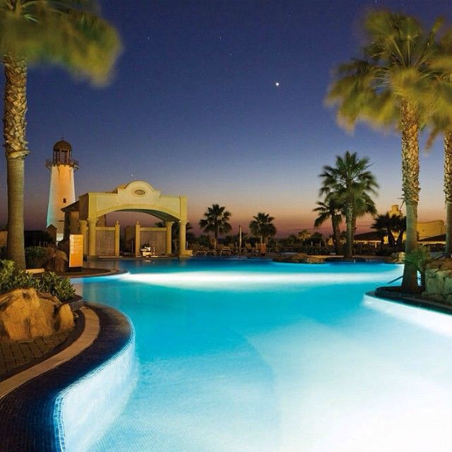 Sunset at ClubHotel Riu Chiclana - Hotels in Spain. Hotels in Andalucia