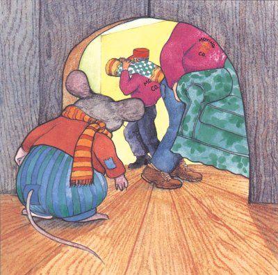 El ratoncito desobediente http://www.encuentos.com/cuentos-con-moraleja/el-ratoncito-desobediente/