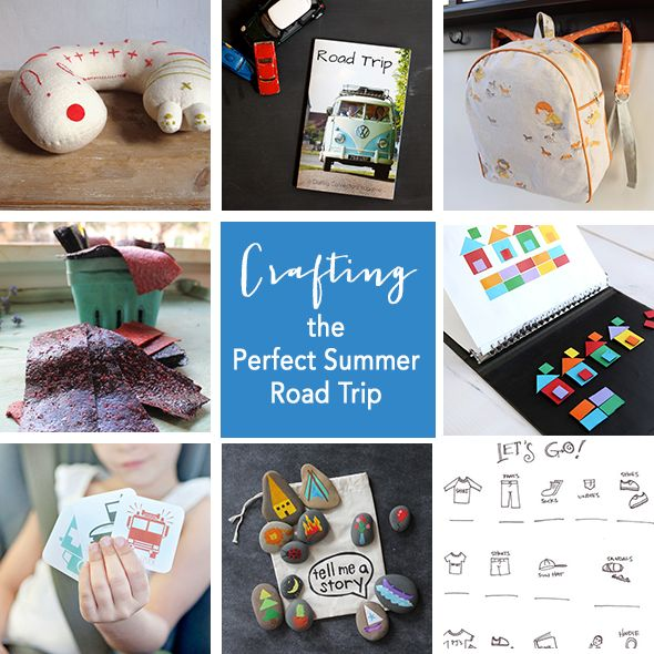 Our Favorite Must-Haves for Crafting the Perfect Summer Road Trip with Kids | craftingconnections.net
