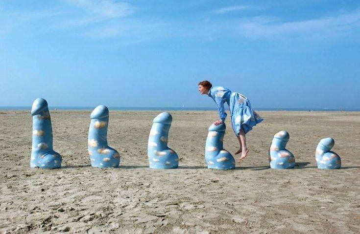Steeple Chase, por el artista holandés Cees Krijnen en colaboración con Freudenthal Verhagen y Oscar Suleyman.