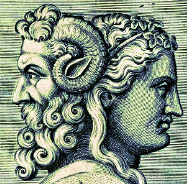 St Peter Janus Are Both Keepers Of The Key And Gates Janus January Is An Ancient Roman God Of Of Gates Ancient Aliens Roman God Capricorn And Aquarius