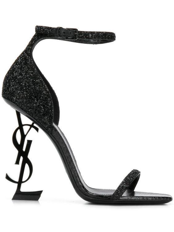 Minimalism Keeping It Simple Ysl Heels Heels Saint Laurent Shoes