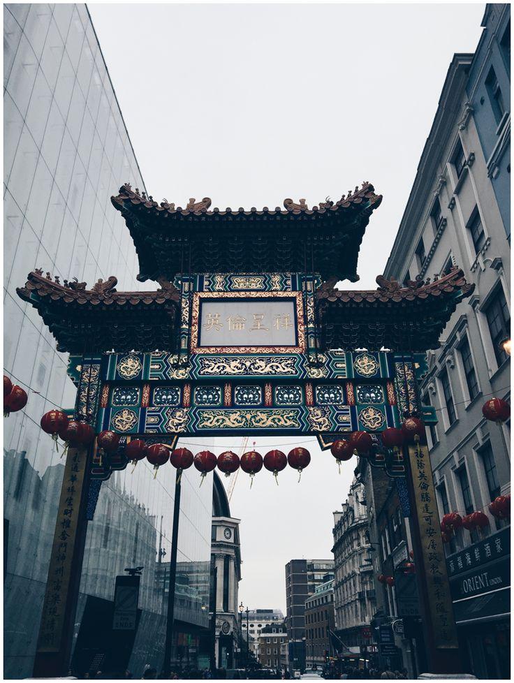 JUNE GOLD | Travel Diary London - Soho, Chinatown