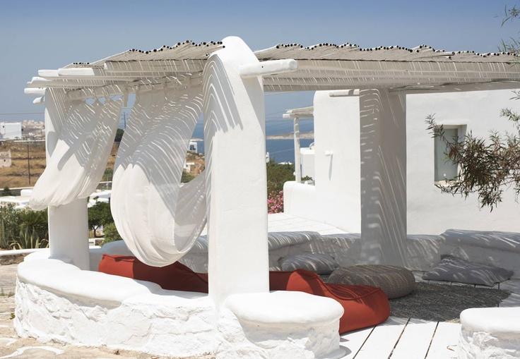 Ostraco Suites  Most Popular Greek Boutique Hotel  Design, details of elegance and lifestyle in Mykonos Kalafatis!