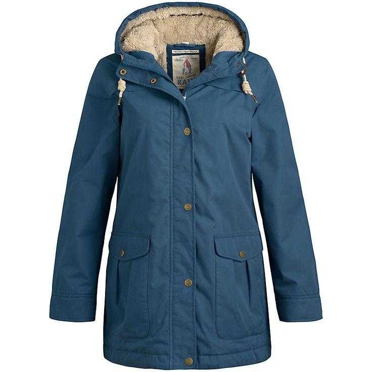 Buy Seasalt RAIN® Collection Tiller Raincoat | John Lewis