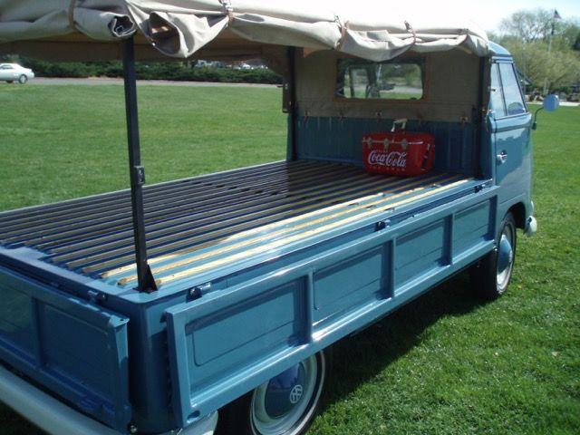 1960 VW Single Cab Transporter For Sale @ Oldbug.com