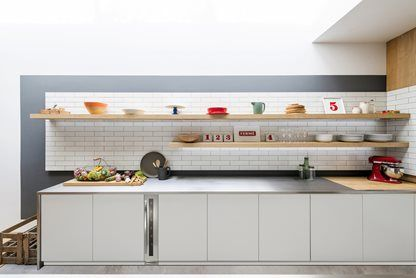 We love this Caple, Built In Wine Cooler in Stainless Steel with storage for 7 wine bottles.