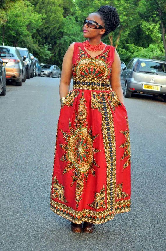25+ cute African dress patterns ideas on Pinterest ...