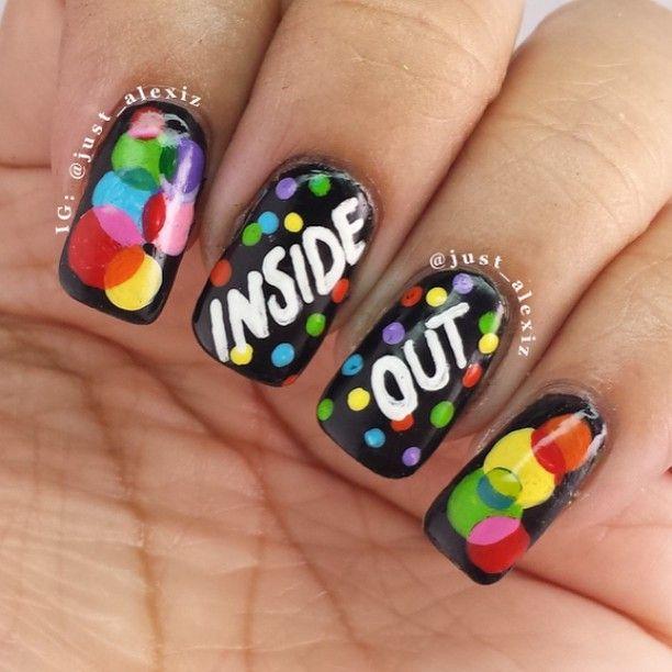152 best nas justalexiz images on pinterest instagram star pixar inside out nails art ideas prinsesfo Images