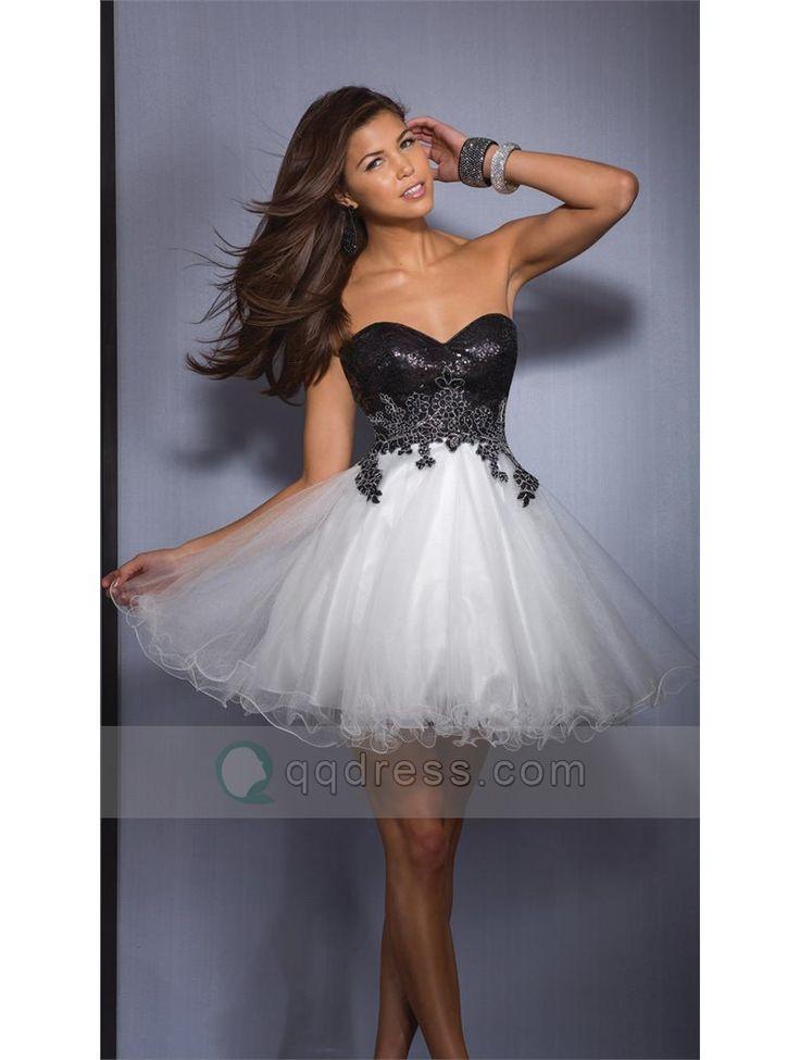 70 best Homecoming Dresses images on Pinterest | Ballroom dress ...