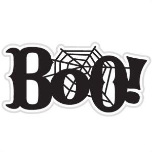 svg scrapbook title ghost svg file halloween svg cut file halloween scal cuts free halloween silhouetteshalloween cliparthalloween - Halloween Graphics Clip Art