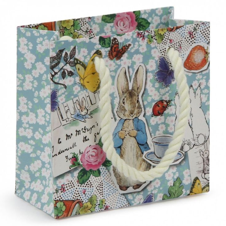 39 best funnybunny images on pinterest bunnies bunny and john lewis peter rabbit small gift bag gift bags at paperchase negle Gallery