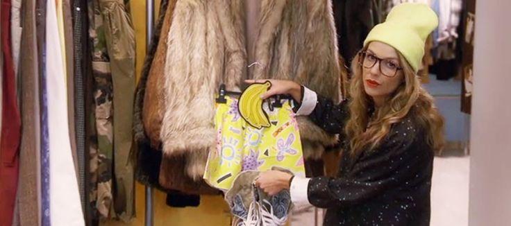 Filles d'aujourd'hui : la vie des blogueuses mode parodiée par Laurence Arné !