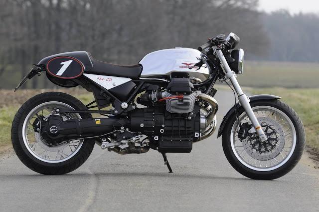 moto guzzi bellagio 39 936 cr 39 italo motos racing cafe. Black Bedroom Furniture Sets. Home Design Ideas