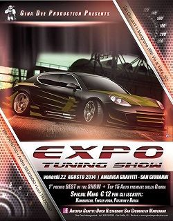 Gina Dee Production presenta Expo Tuning 2014
