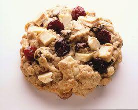 Keksz Blog: Cseresznyés zabpelyhes cookie