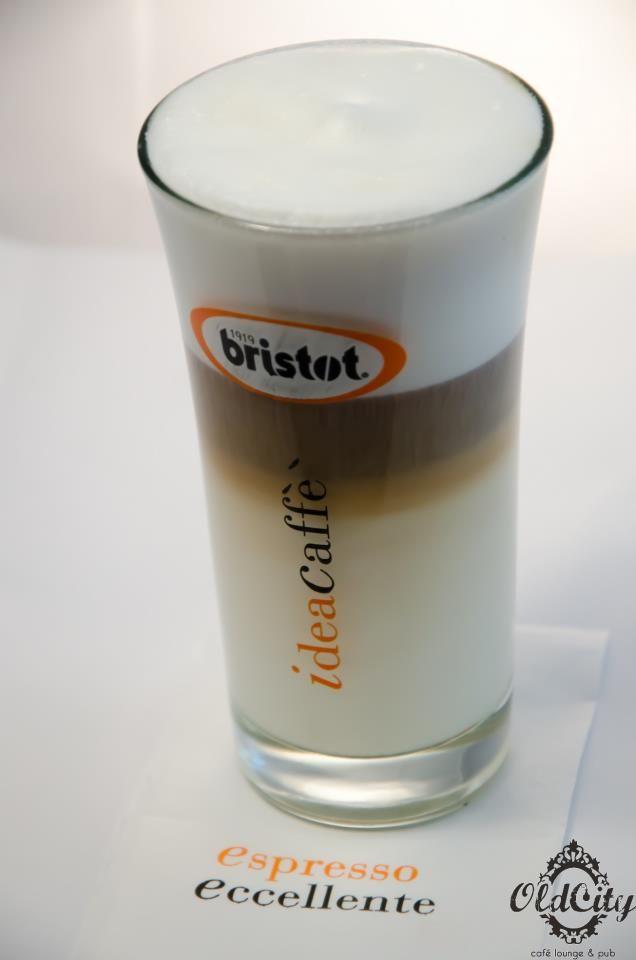 Bristot latte macchiato