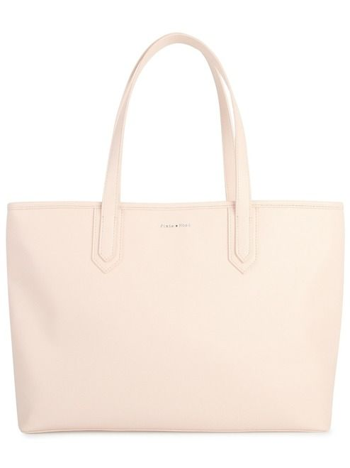 "Lydia Zipper Tote - Blush | Simple, stylish and made of vegan leather! This bag not only doubles up as a cross-body purse but also features a padded 15"" laptop compartment as well as slip pockets for all your work/life needs! #torontofashion #CanadianDesigners #canadianfashion #canadianfashionblogger #madeincanada #canadiandesigner #canadianbrands #veganleather #veganfashion #crueltyfree #pixiemood #pixiemoodbag #backpack #veganpurse #purse #crossbodybag #crossbodypurse #tote #totebag"