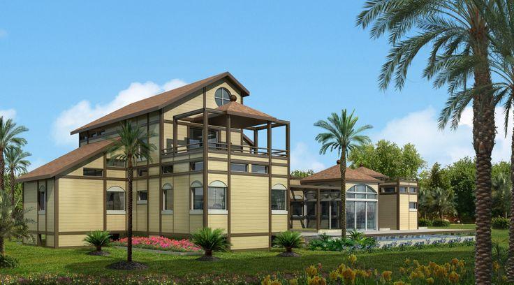 Dubai villa
