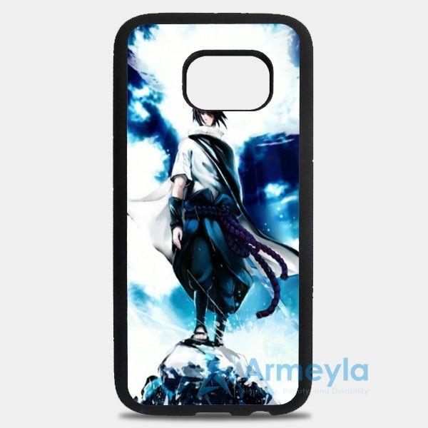 Uchiha Sasuke Sharingan Wallpaper Samsung Galaxy S8 Plus Case | armeyla.com