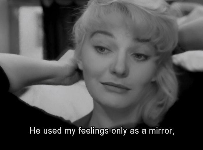 Night Train (1959) Dir. Jerzy Kawalerowicz.