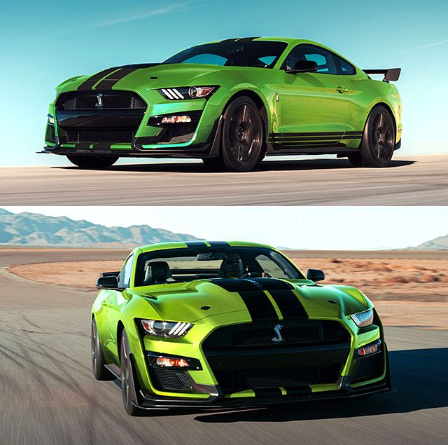 2020 Mustang Shelby Gt500 Is The Most Powerful Production Mustang
