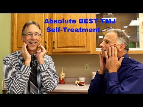 Absolute Best TMJ Treatment You Can Do Yourself for Quick Relief. - YouTube