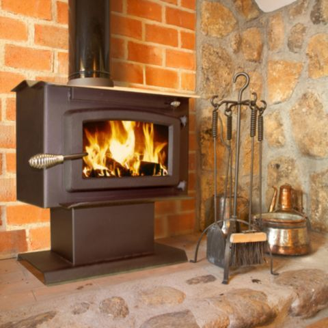 United States Stove Pedestal Heater With Blower, EPA Certified - Tractor  Supply Co. The. Best Wood Burning ... - 8 Best Images About Wood Stove Pedestals On Pinterest Wood Stove