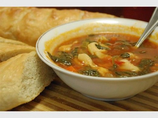 Under his Covering : soup & Bread outreach