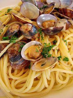 Cucina Pietro: Spaghetti Vongole – Versgemaakte pasta met venusschelpen