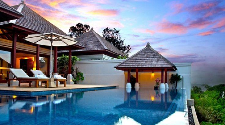 Most Beautiful Backyard Pools : 10 Most beautiful backyards01Gardens Ideas, Peace Backyards, Swimming