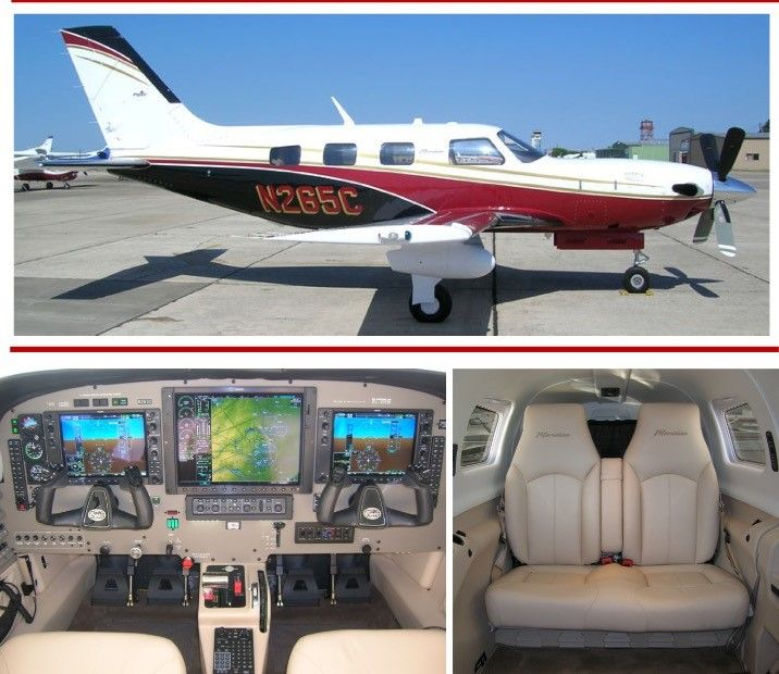 2011 Piper PA-46-500TP Meridian for sale in (5T6) El Paso, TX United States => www.AirplaneMart.com/aircraft-for-sale/Single-Engine-TurboProp/2011-Piper-PA-46-500TP-Meridian/12616/