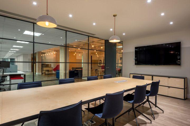 Simpson Carpenter Office Furniss & May, Londres - Reino Unido »Varejo blogue do design