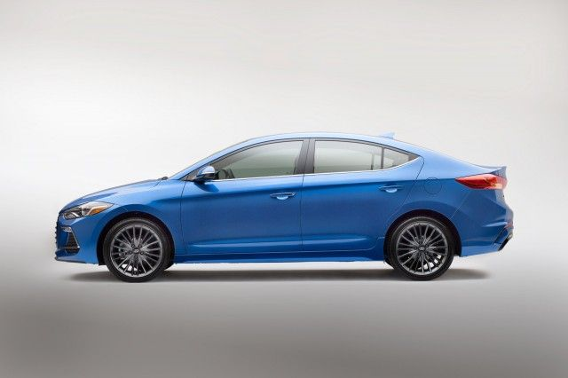 2017 Hyundai Elantra Review, Ratings, Specs, Prices, and Photos - The Car Connection