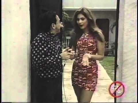 David Reynoso as Rashito, mocking Rashid Tanus- famous Tv personality from Ecuador- Good times.