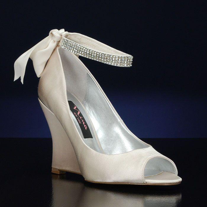 Calvin Klein Shoes Wedges Emma YS By NinaVMKDZDix6UkVMKDZDix6Uk