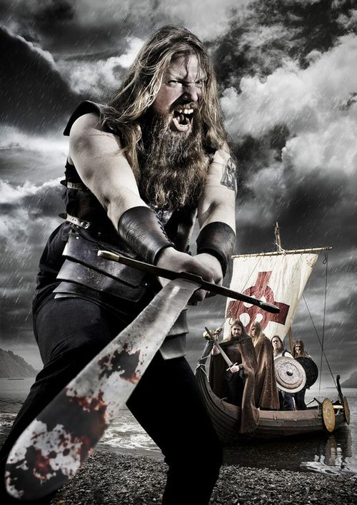 #sick #pic of Amon Amarth
