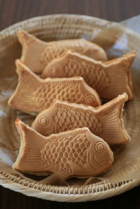 「たいやき」kaiko   お菓子・パンのレシピや作り方【corecle*コレクル】
