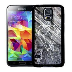 Samsung Galaxy S5 / S5 NEO Mobilskal Marmor Diamant