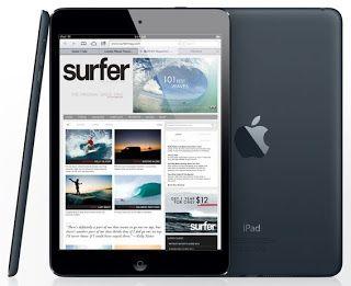 iPad mini to have retina display.