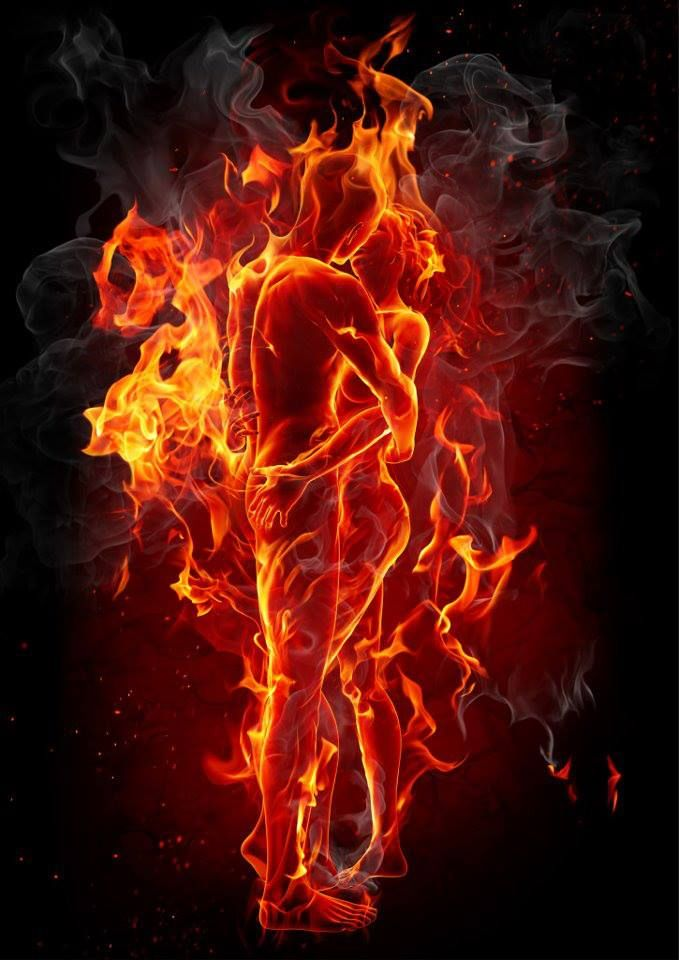 I love these flames ..... so blissful....really ...