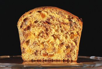 This bread machine recipe for Cheddar and Bacon Bread is a great way to add something special to a brunch. You can even pair it with salad for dinner.