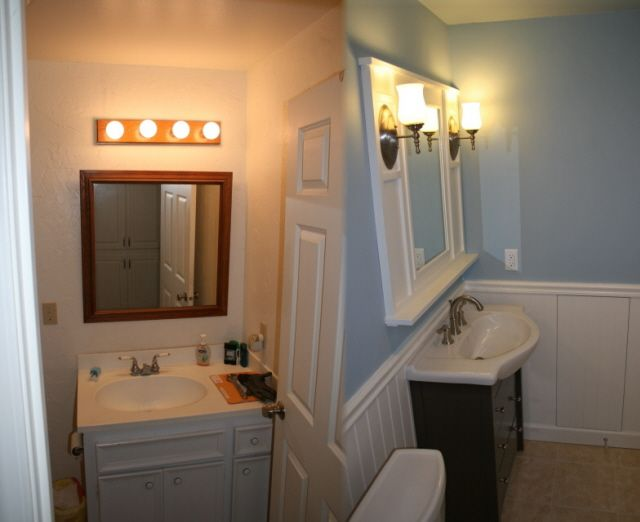 Small Bathroom Remodel Before And After Photos 254 best bathroom images on pinterest | bathroom ideas, bathroom