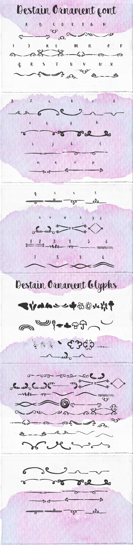 Destain by desta on @creativemarket