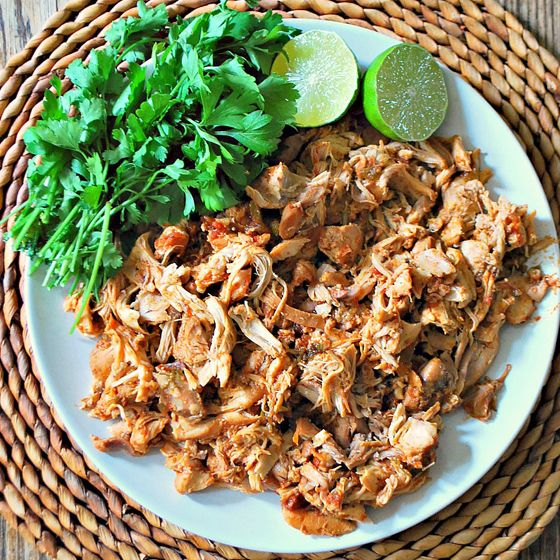 Shredded Tex-Mex Chicken | Our Best Slow Cooker Recipes and Tips on ...