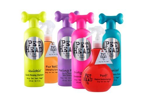 The best dog shampoo ever!! Google Image Result for http://dogmilk.designmilk.netdna-cdn.com/images/2010/03/pet-head-products.jpg