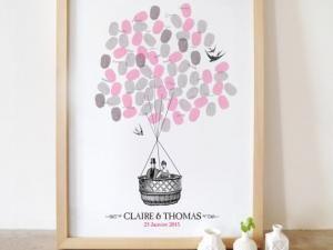 les 25 meilleures id es concernant arbre d 39 empreinte digitale du mariage sur pinterest invit s. Black Bedroom Furniture Sets. Home Design Ideas