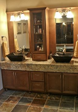 Milwaukee Traditional Bath Photos Zodiaq Bathroom Tops Design, Pictures, Remodel, Decor and Ideas - page 5