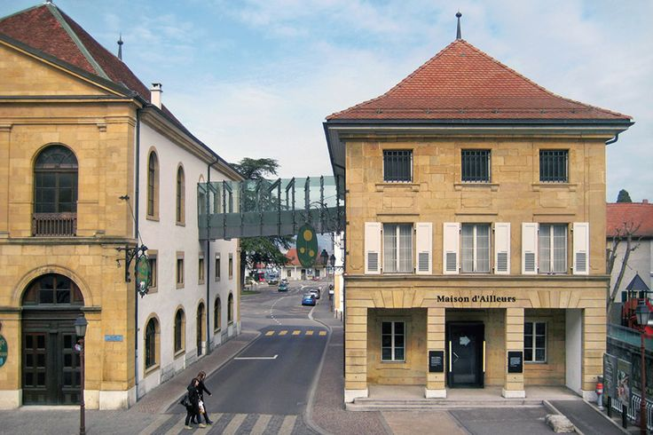 La Maison d'Ailleurs, Yverdon-les-Bains